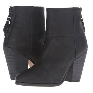 Rag & Bone Classic Newbury Boot Black 37